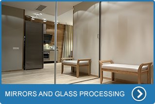 mirrors and glass processing